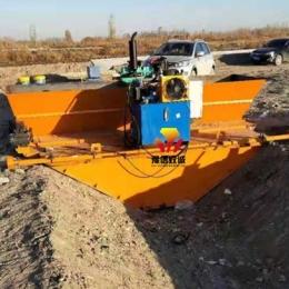 自动修水渠机器