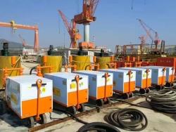 液压注浆泵隧道施工